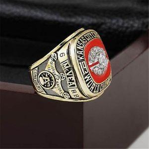 Kansas City Chiefs Collectible Ring